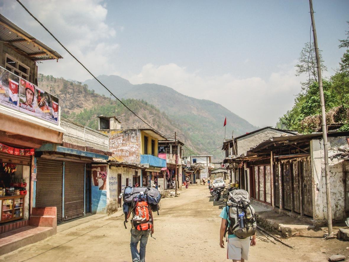 Nepal 2010-12