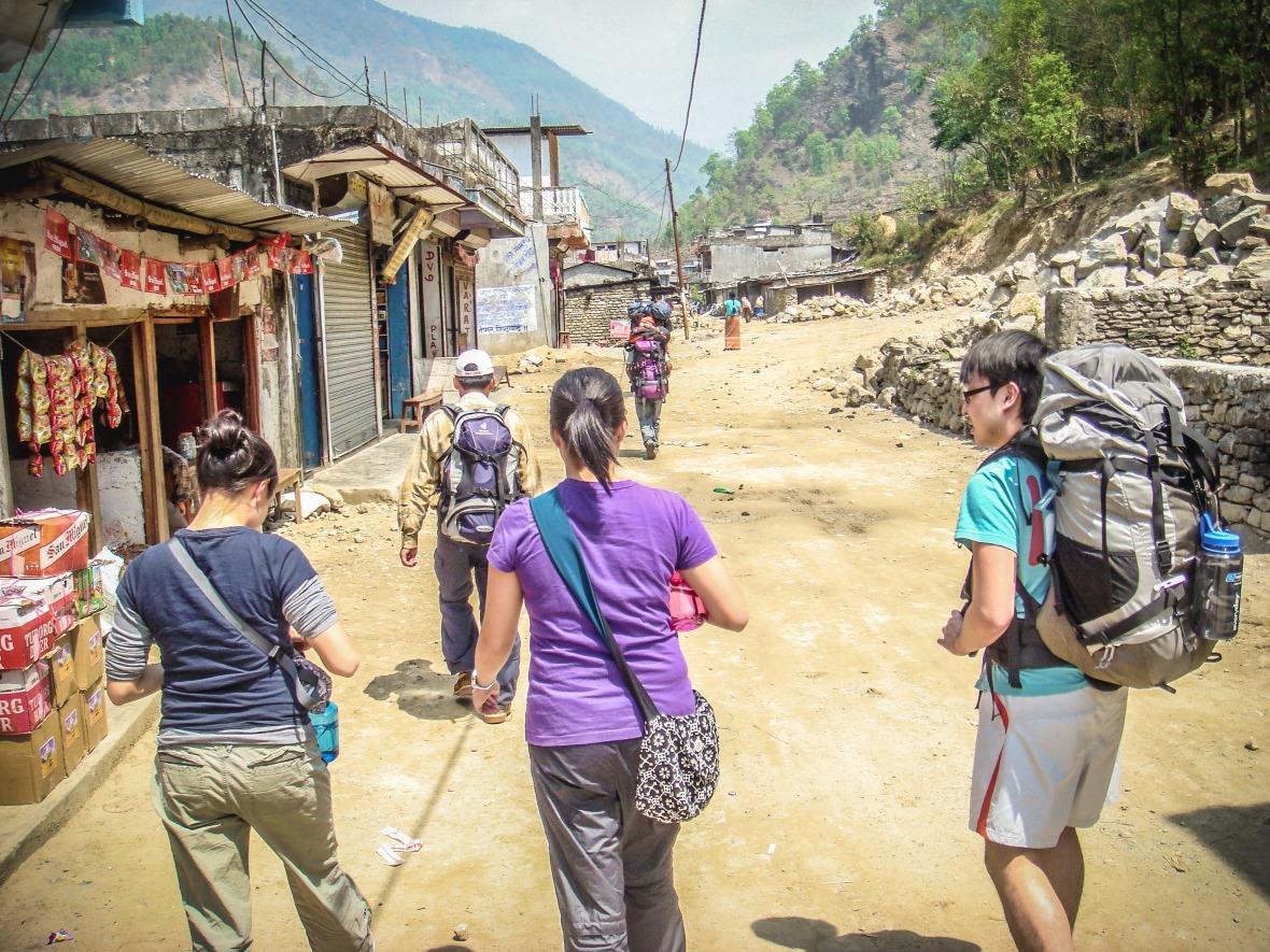 Nepal 2010-13