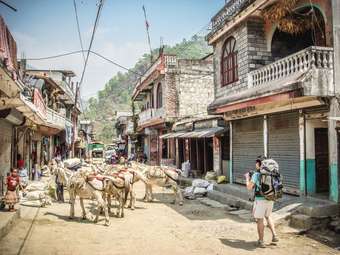 Nepal 2010-14