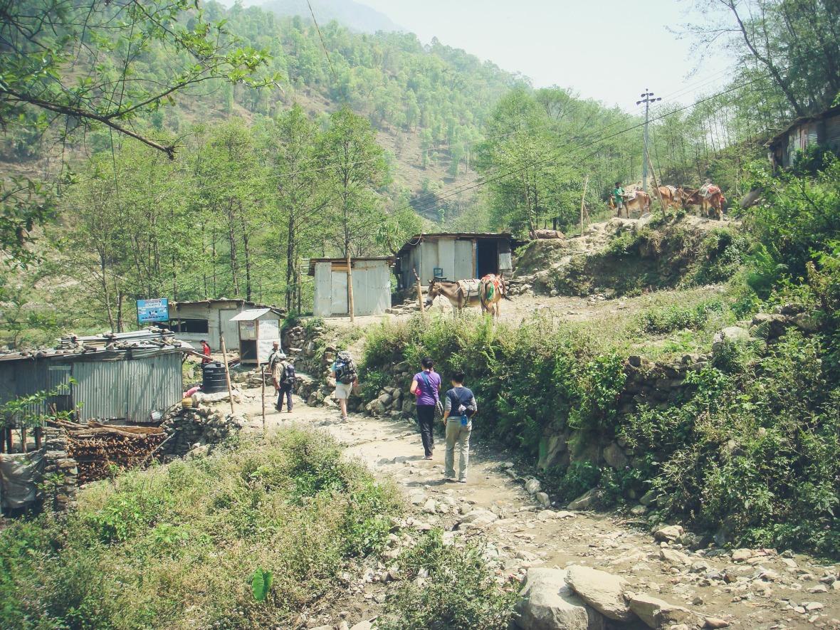 Nepal 2010-16