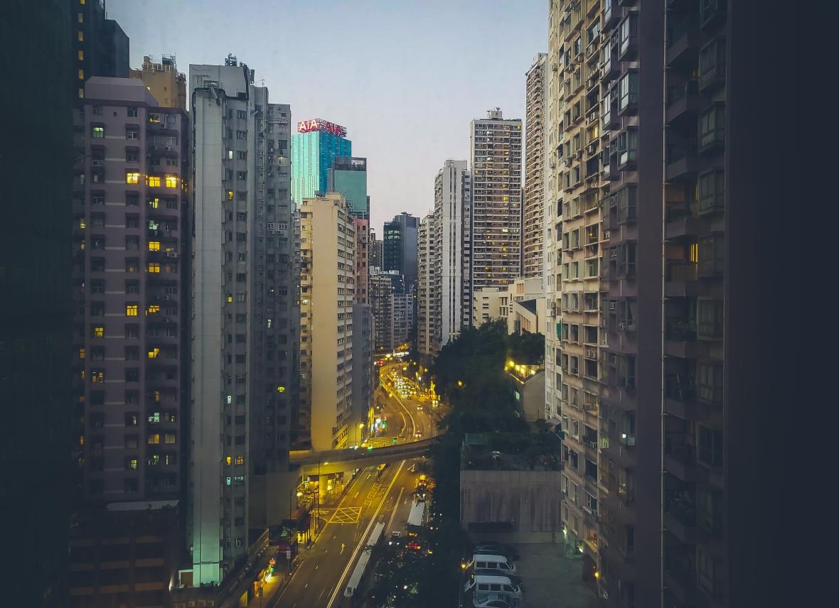 Hong Kong Jan-Mar-14
