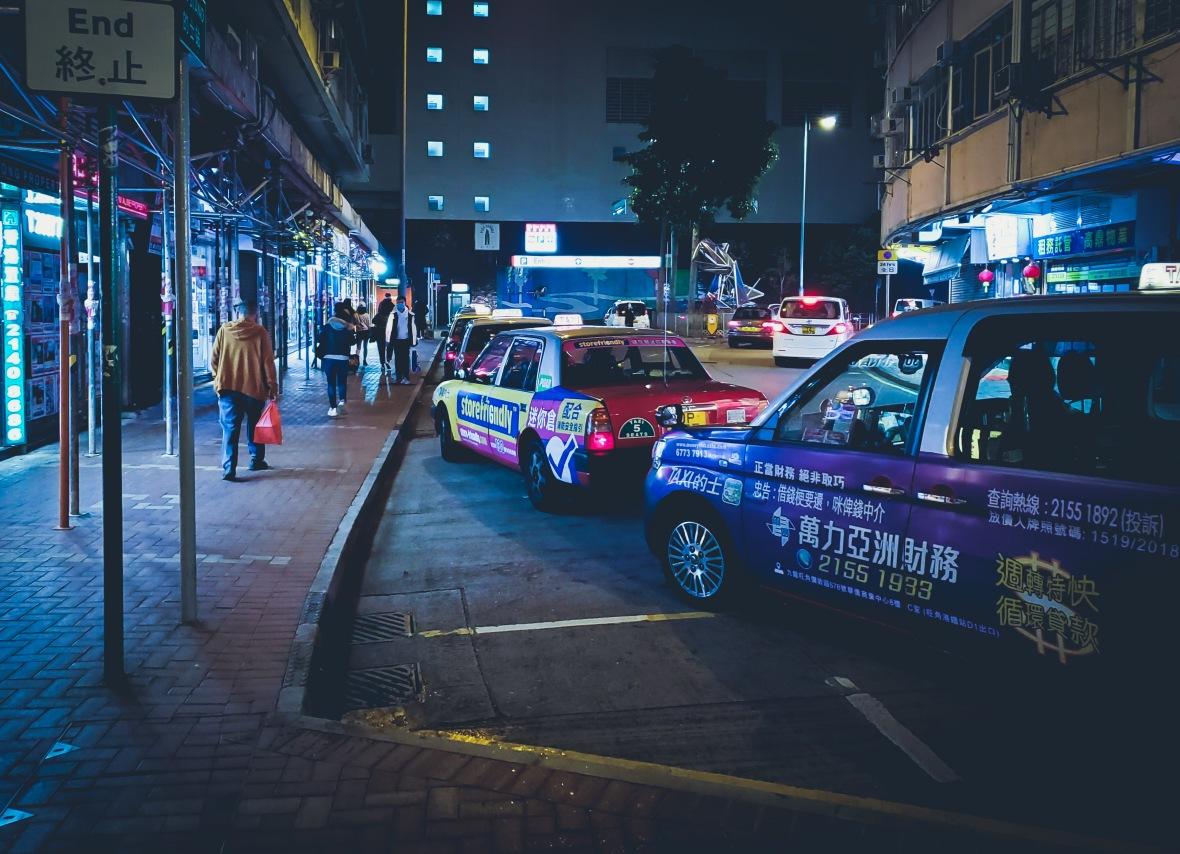 Hong Kong Jan-Mar-27