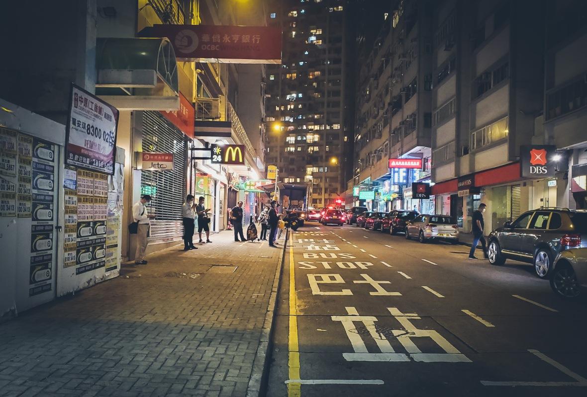 Hong Kong Jan-Mar-45