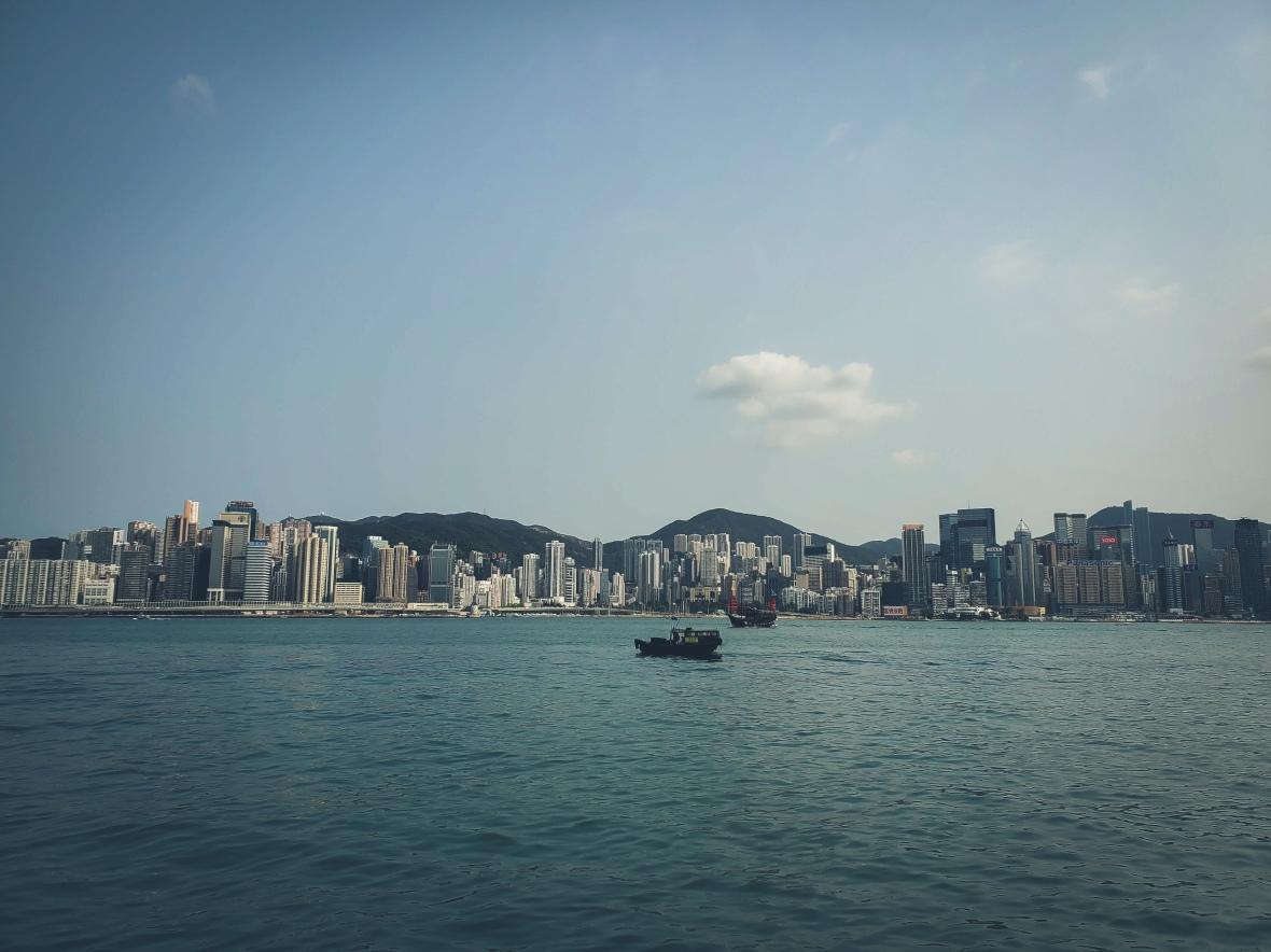 Hong Kong Jan-Mar-46