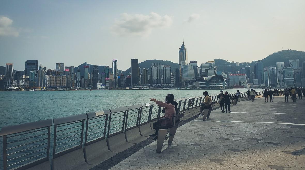 Hong Kong Jan-Mar-47