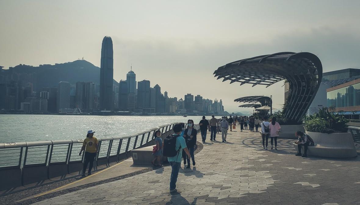 Hong Kong Jan-Mar-49
