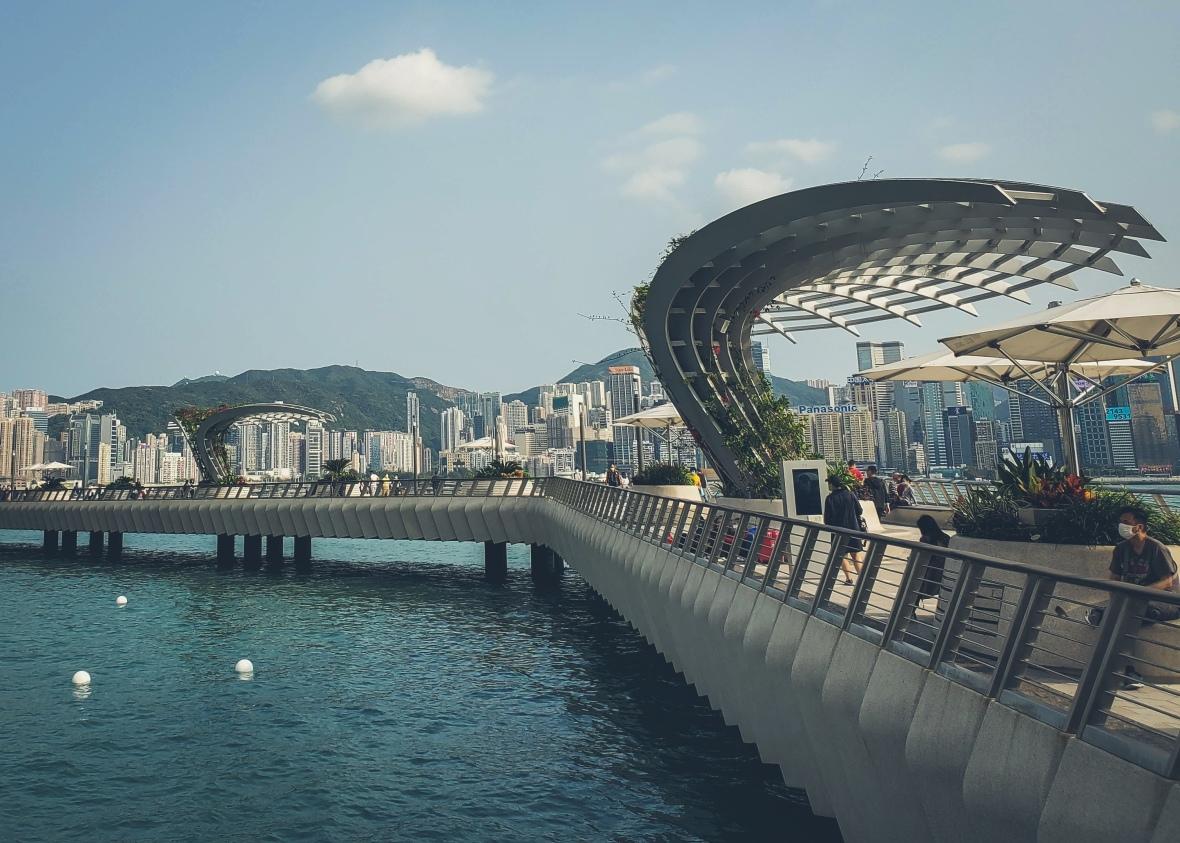 Hong Kong Jan-Mar-52