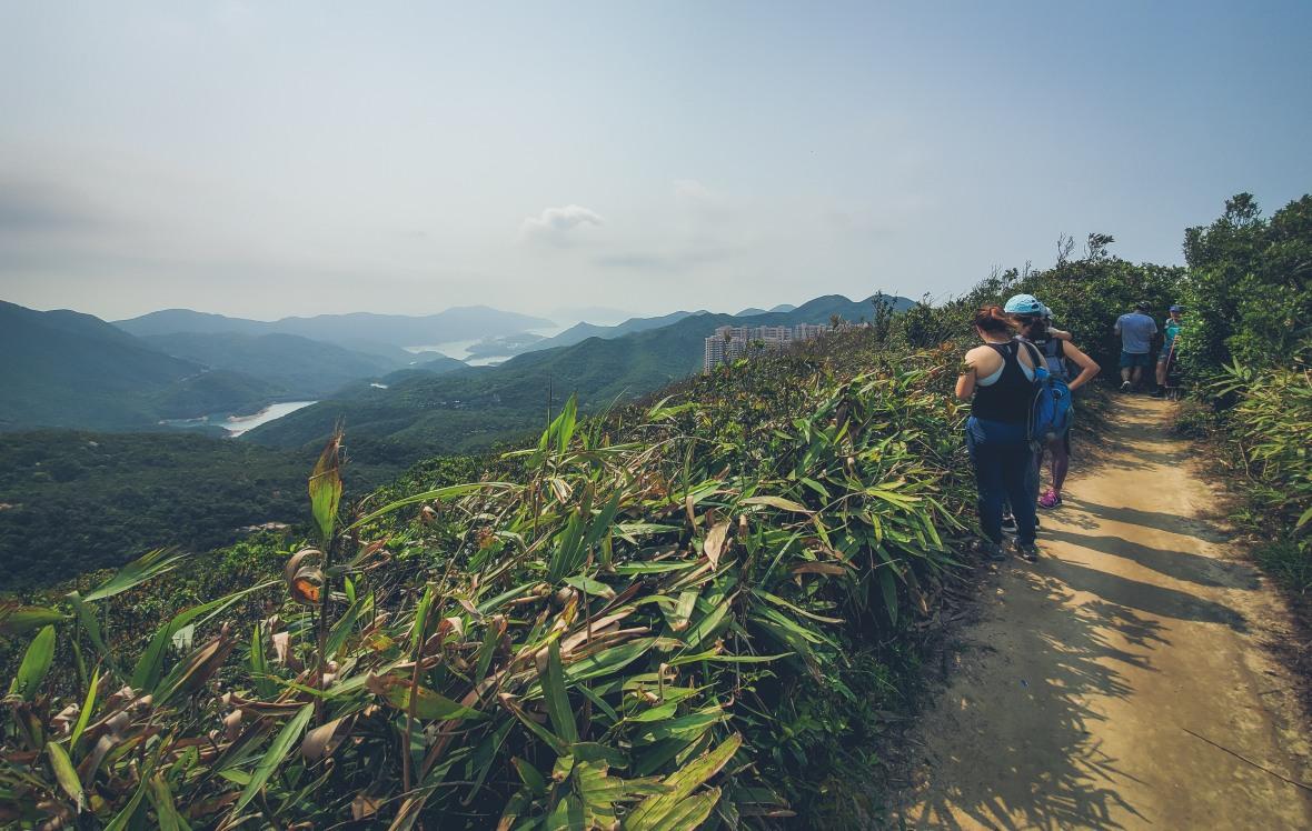Hong Kong Hiking Apr 2020-12