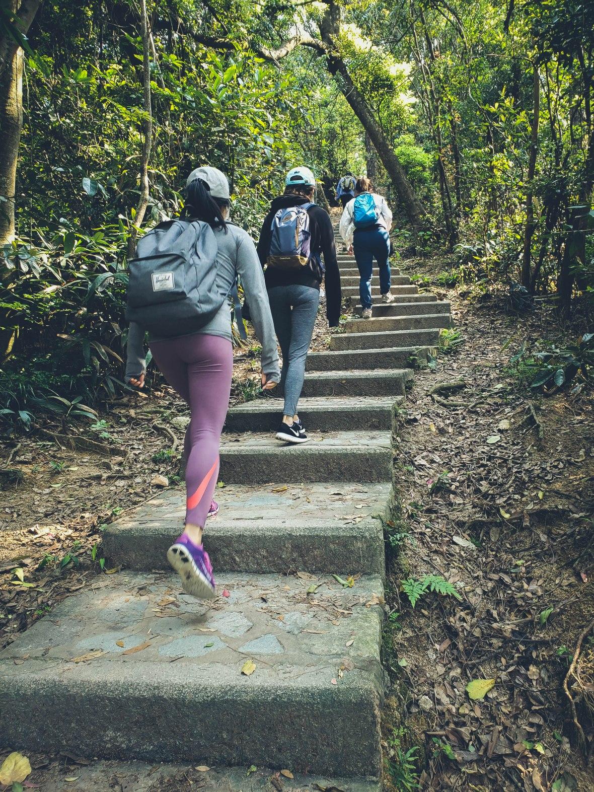 Hong Kong Hiking Apr 2020-2