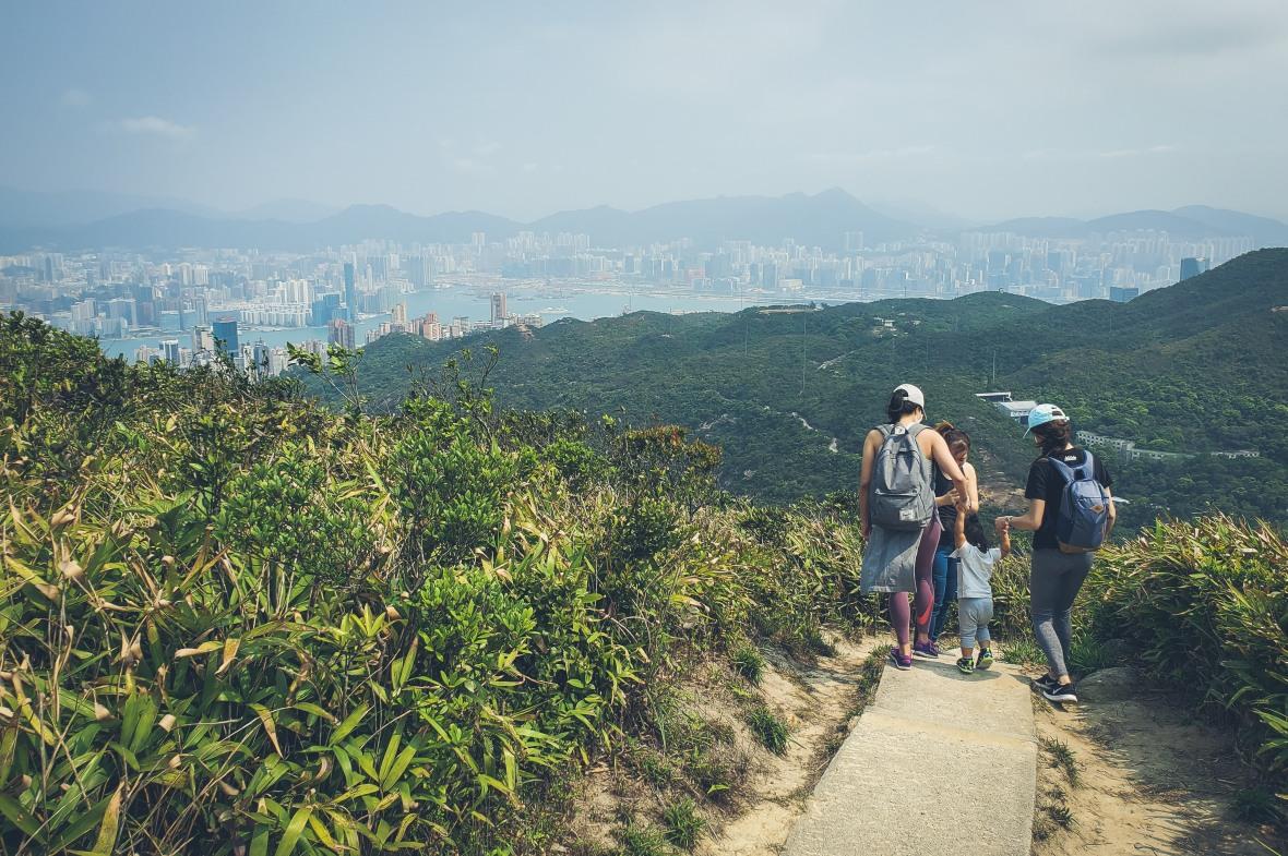 Hong Kong Hiking Apr 2020-20