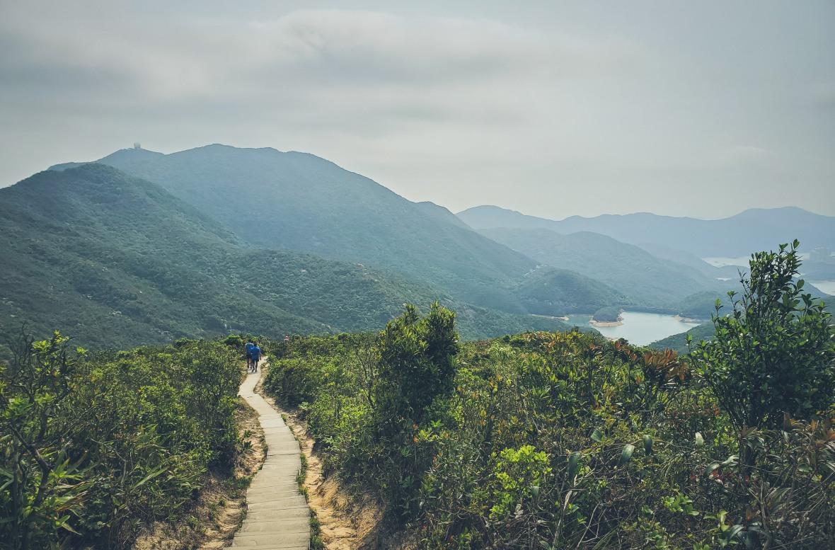 Hong Kong Hiking Apr 2020-21