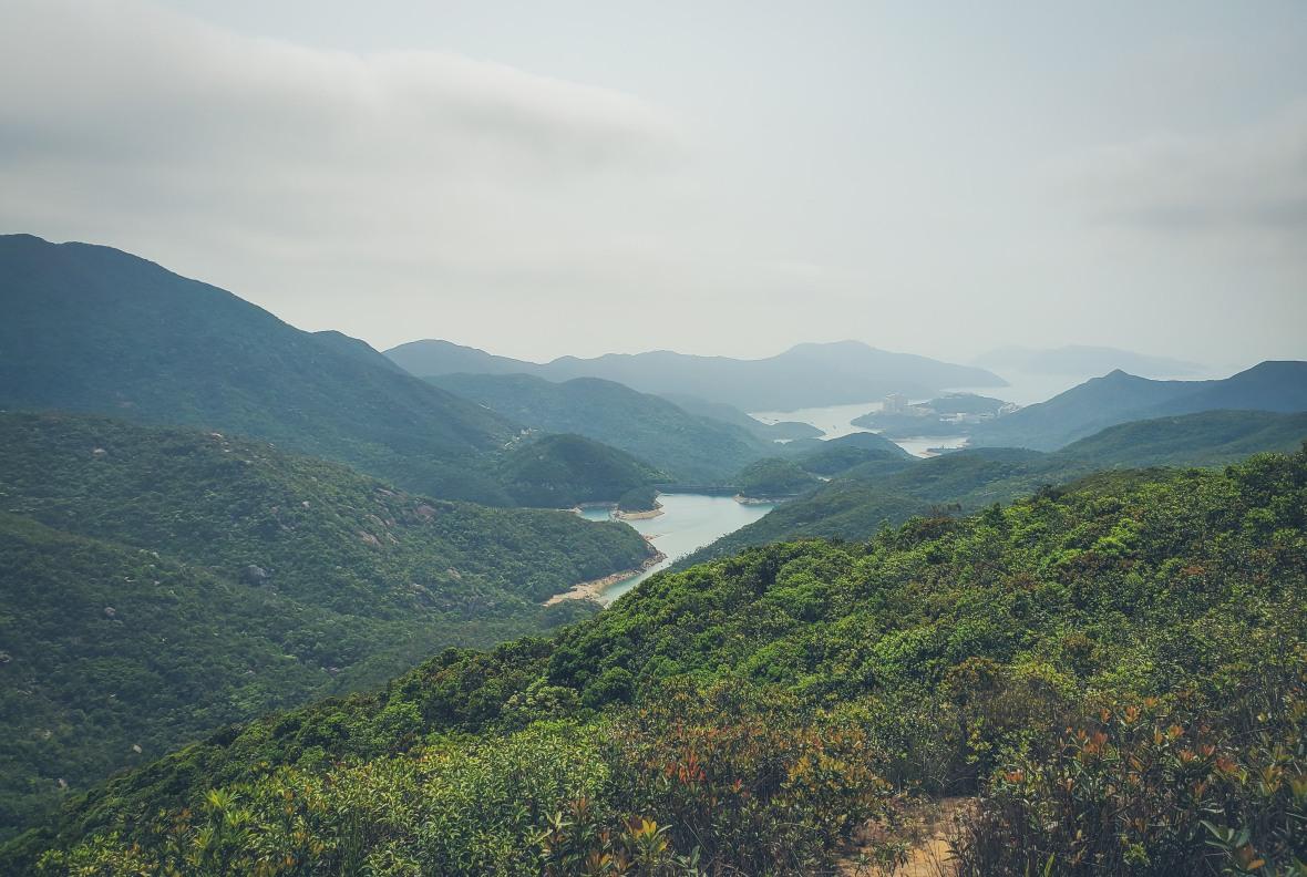 Hong Kong Hiking Apr 2020-22