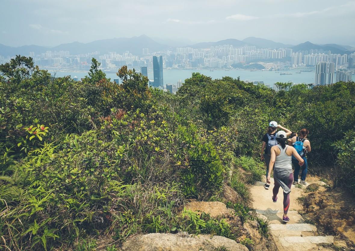 Hong Kong Hiking Apr 2020-29